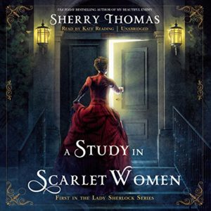 A Study In Scarlet Women Audio Cover