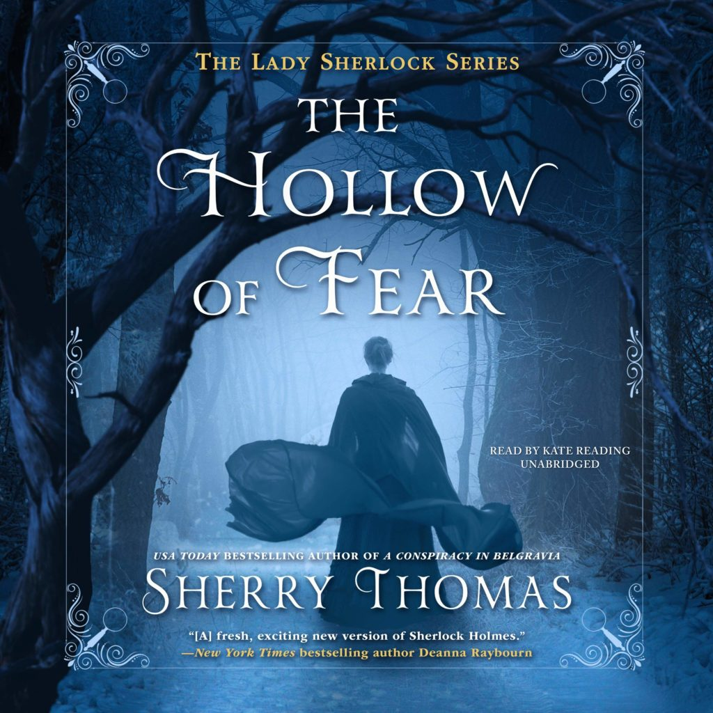 Hollow of Fear Audio Cover