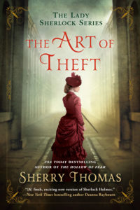 The Art of the Theft cover