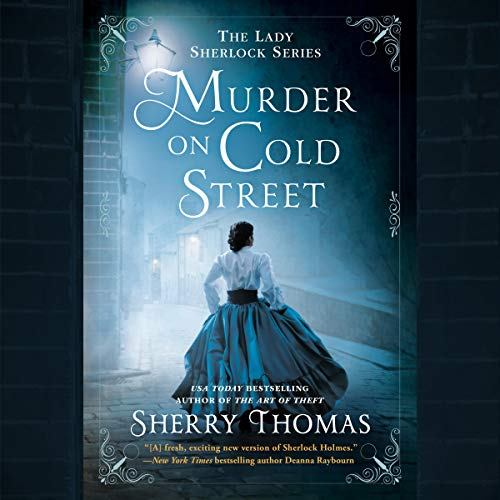 Murder on Cold Street Audio Cover