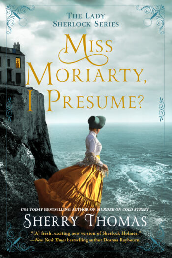 Miss Moriarty I Presume Book Cover